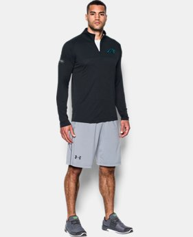 Men's NFL Combine Authentic UA Tech™ Twist ¼ Zip Long Sleeve Shirt  7  Colors Available $59.99 to $60