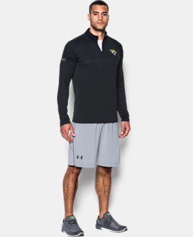 Best Seller Men's NFL Combine Authentic UA Tech™ ¼ Zip   $60