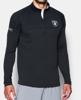 603f4d626 Men s NFL Combine Authentic UA Tech™ Twist ¼ Zip Long Sleeve Shirt 4 Colors  Available