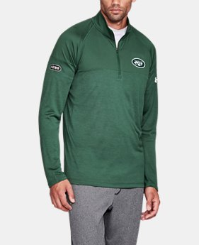 Best Seller Men's NFL Combine Authentic UA Tech™ ¼ Zip  10 Colors $60