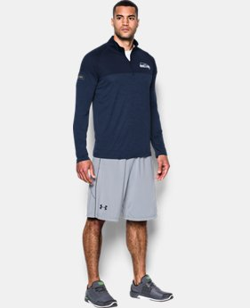 Best Seller Men's NFL Combine Authentic UA Tech™ ¼ Zip  6 Colors $60