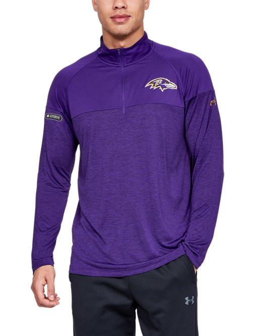 5c15a50a5267 This review is fromMen s NFL Combine Authentic UA Tech™ Twist ¼ Zip Long  Sleeve Shirt.