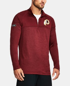 Best Seller Men's NFL Combine Authentic UA Tech™ ¼ Zip  4 Colors $60