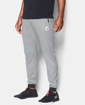 Men's NFL Combine Authentic UA Sportstyle Joggers  1  Color Available $70