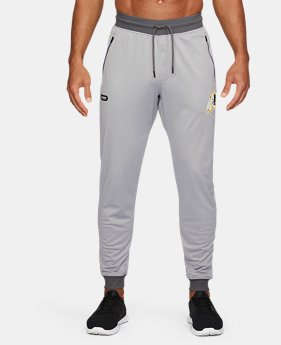 New to Outlet Men's NFL Combine Authentic UA Sportstyle Joggers  2 Colors $52.49