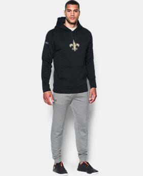 Men's NFL Combine Authentic UA Hoodie  1  Color Available $75