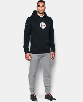 Men's NFL Combine Authentic UA Hoodie  9 Colors $56.24 to $56.99