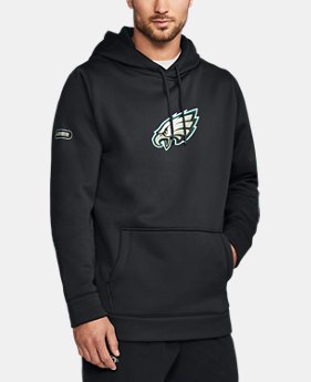 Men's NFL Combine Authentic UA Hoodie  1  Color $74.99 to $75