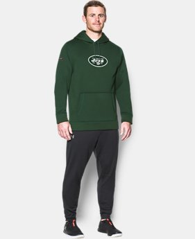 Men's NFL Combine Authentic UA Hoodie LIMITED TIME: 25% OFF 3 Colors $56.24