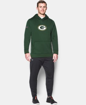 Men's NFL Combine Authentic UA Hoodie  22 Colors $75