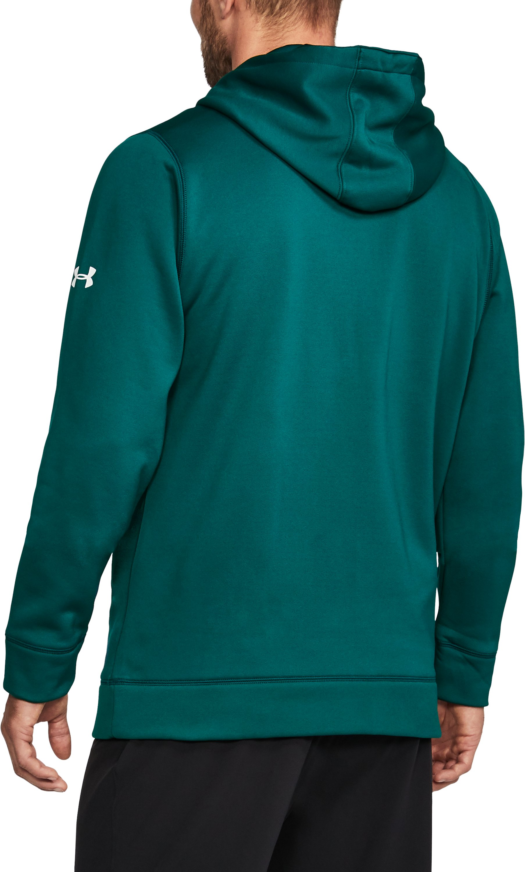 Men's NFL Combine Authentic UA Hoodie, Philadelphia Eagles,