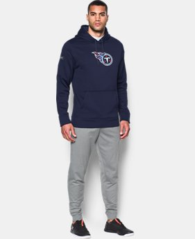 Men's NFL Combine Authentic UA Hoodie  10 Colors $75