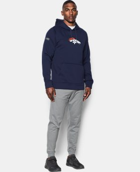 Men's NFL Combine Authentic UA Hoodie  29 Colors $75