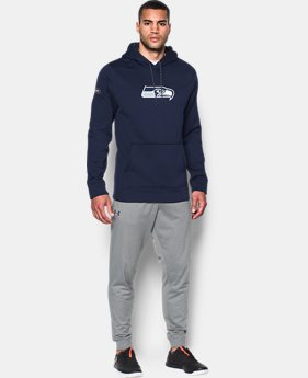 Men's NFL Combine Authentic UA Hoodie  30 Colors $75