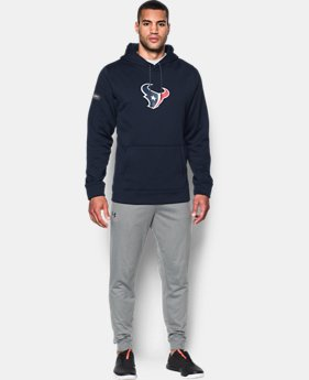 Men's NFL Combine Authentic UA Hoodie  1  Color $56.24 to $56.99