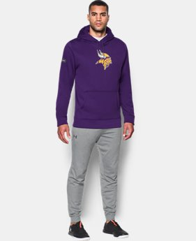 Men's NFL Combine Authentic UA Hoodie  2 Colors $75