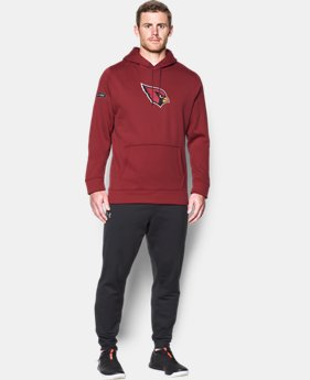 Men's NFL Combine Authentic UA Hoodie  1  Color Available $56.24 to $56.99