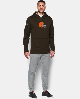 Men's NFL Combine Authentic UA Hoodie  1 Color $56.24