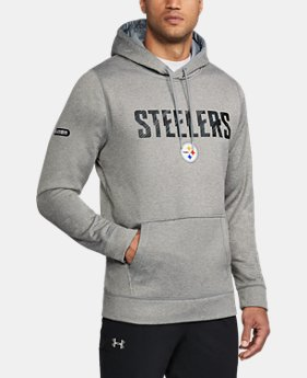 Men's NFL Combine Authentic Wordmark Hoodie  5 Colors $75