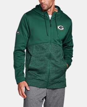 Men's NFL Combine Authentic UA Storm Hoodie  1 Color $90