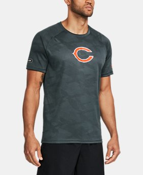 Men's NFL Combine Authentic UA Tech™ Jacquard T-Shirt   1 Color $33.74