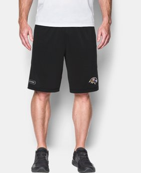 Men's NFL Combine Authentic UA Raid Printed Shorts  4 Colors $45