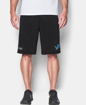 Men's NFL Combine Authentic UA Raid Printed Shorts LIMITED TIME: FREE U.S. SHIPPING 1  Color Available $45