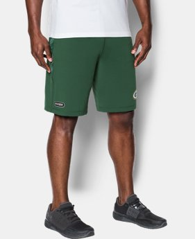 Men's NFL Combine Authentic UA Raid Printed Shorts  1 Color $45