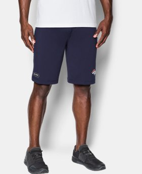 Men's NFL Combine Authentic UA Raid Printed Shorts LIMITED TIME: 25% OFF 3 Colors $33.74