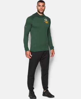 Men's NFL Combine Authentic UA Tech™ Terry Popover  4 Colors $85