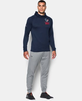 New to Outlet Men's NFL Combine Authentic UA Tech™ Terry Popover  1  Color $63.75 to $63.99