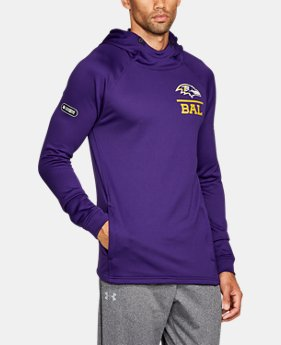 Men's NFL Combine Authentic UA Tech™ Terry Popover  1 Color $85
