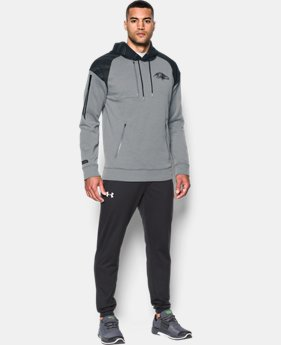 Men's NFL Combine Authentic UA Pinnacle Hoodie  4  Colors Available $130