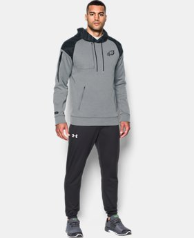Men's NFL Combine Authentic UA Pinnacle Hoodie  1  Color $130