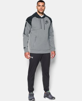 Men's NFL Combine Authentic UA Pinnacle Hoodie LIMITED TIME: 25% OFF  $97.49