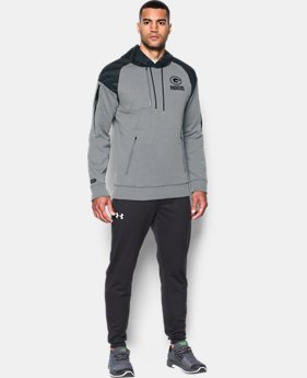 Men's NFL Combine Authentic UA Pinnacle Hoodie  4  Colors $130