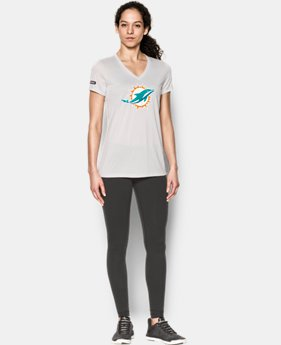Women's NFL Combine Authentic UA Logo T-Shirt  1 Color $26.24 to $26.99