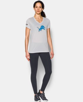 Women's NFL Combine Authentic UA Logo T-Shirt  6 Colors $35