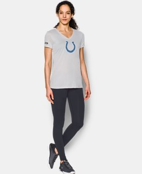 Women's NFL Combine Authentic UA Logo T-Shirt  9  Colors Available $26.24 to $26.99