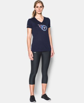 Women's NFL Combine Authentic UA Logo T-Shirt  1  Color Available $26.24 to $26.99