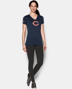 Women's NFL Combine Authentic UA Logo T-Shirt  4 Colors $35