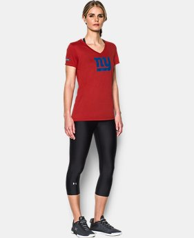 Women's NFL Combine Authentic UA Logo T-Shirt  2 Colors $26.24