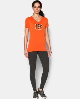 Women's NFL Combine Authentic UA Logo T-Shirt  2 Colors $35