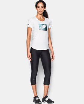 Women's NFL Combine Authentic UA No Days Off T-Shirt  1  Color $35