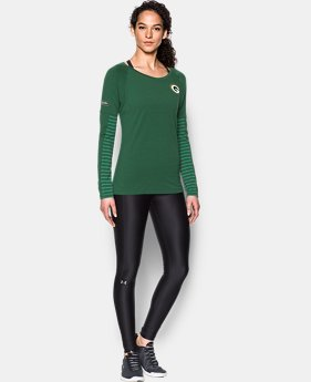 Women's NFL Combine Authentic UA Make History Long Sleeve T-Shirt   1 Color $50