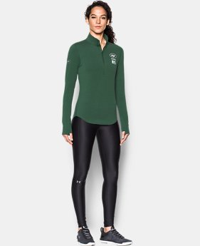Women's NFL Combine Authentic UA Charged Cotton® 1/2 Zip  6 Colors $60