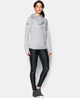 Women's  NFL Combine Authentic UA Storm Logo Hoodie  1 Color $59.99 to $60.99