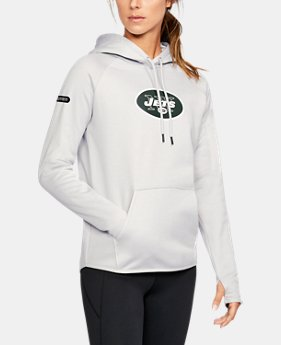 Women's  NFL Combine Authentic UA Storm Logo Hoodie  6 Colors $80