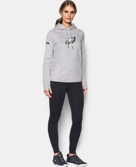 Women's  NFL Combine Authentic UA Storm Logo Hoodie  2  Colors Available $80