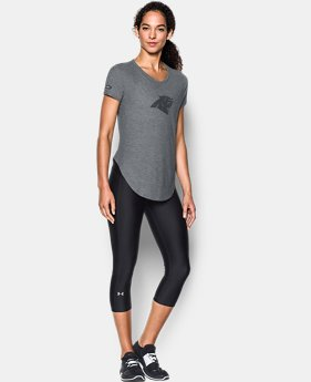 Women's NFL Combine Authentic UA Studio T-Shirt   10 Colors $50